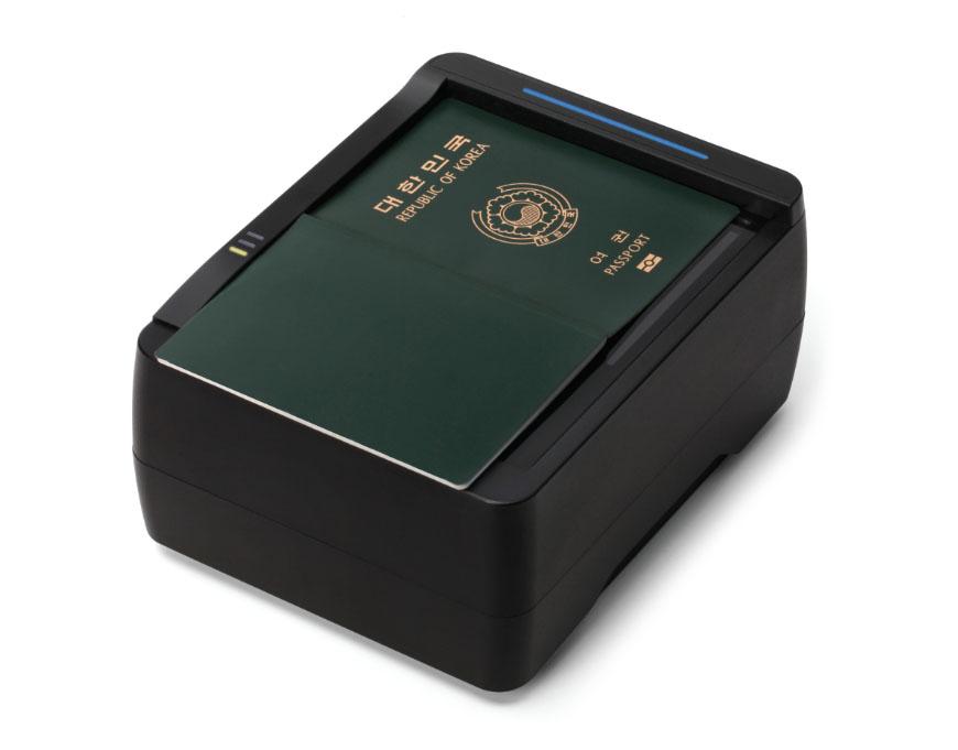 Passport reader